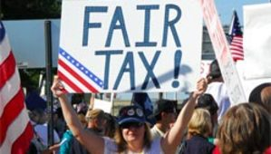 S.155 - Fair Tax Act of 2015 (Senate legislation)