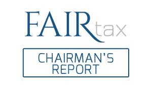 Chairman's Report - May 10, 2019