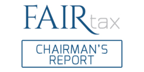 The Chairman's Report January 15, 2021