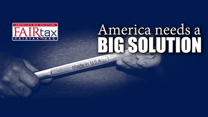 FAIRtax—America's Big Solution:  A Sponsor for the 2016 AMAC Delegate's Conference