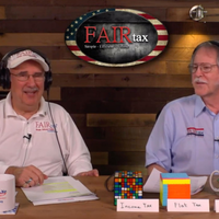 The FAIRtax Guys July 5th LIVE Radio Show WTOB North Carolina