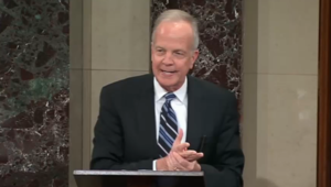 Sen. Moran Discusses FairTax Legislation on U.S. Senate Floor