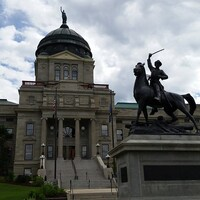 Bill to create sales tax and remove property or sales tax returns