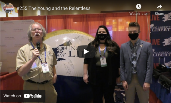 #255 The Young and the Relentless
