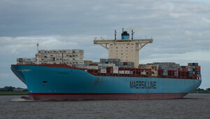 Why the World's Container Ships Grew So Big