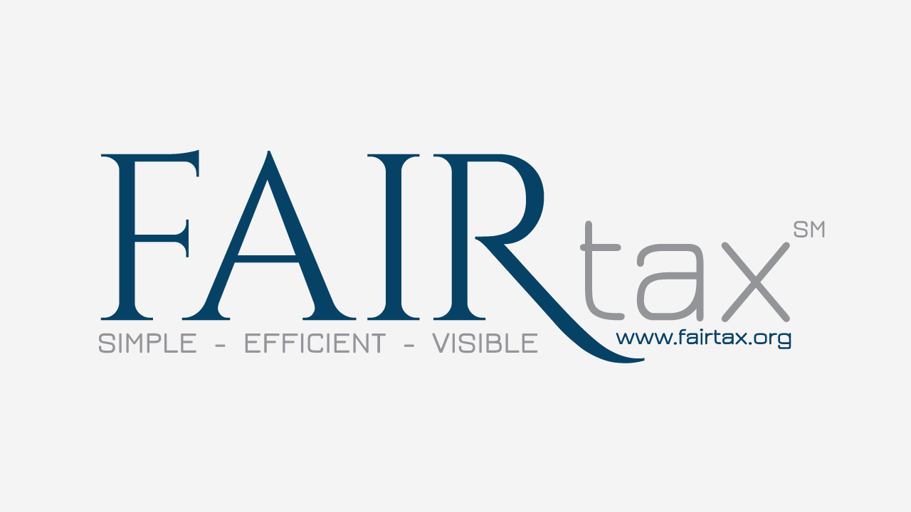 FAIRtax Friday And The Chairman's Report - October 14th, 2016